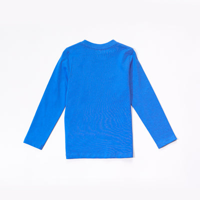 Poney Boys Long Sleeve Tee 8113 (6mths-12yrs)