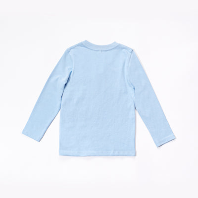 Poney Boys Long Sleeve Tee 8115 (6mths-12yrs)