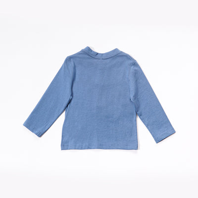 Poney Boys Long Sleeve Tee 8119 (6mths-12yrs)