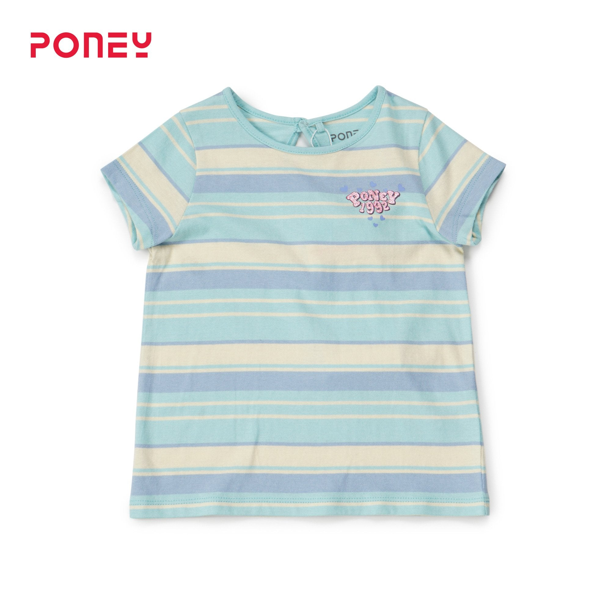 Poney Girls ShortSleeve Tee 8289 (6mths-12yrs)