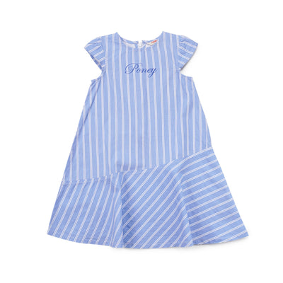 Poney Girls ShortSleeve Dress 8321 (6mths-12yrs)
