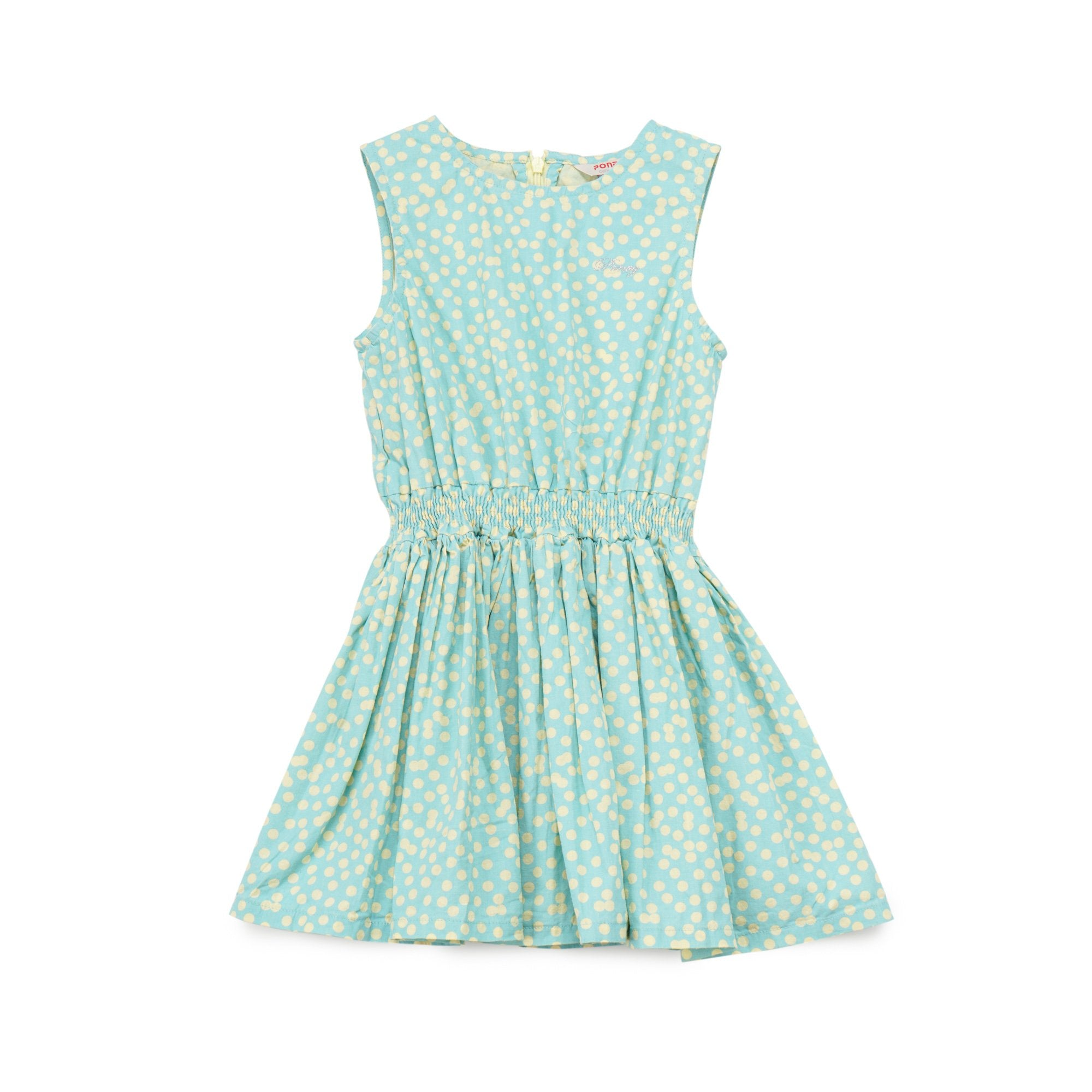 Poney Girls Sleeveless Dress 8329 (6mths-12yrs)