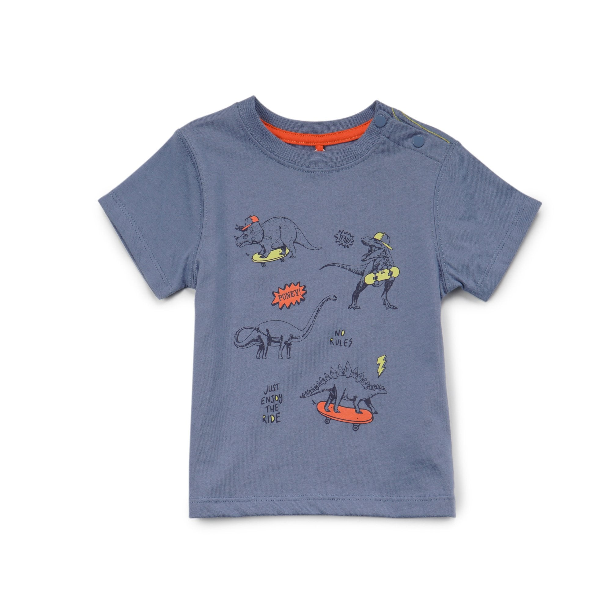 Poney Boys ShortSleeve Tee 8346 (6mths-12yrs)