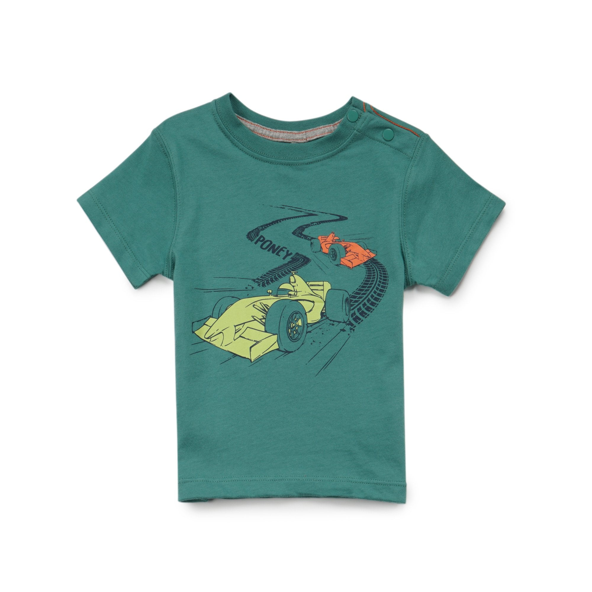 Poney Boys ShortSleeve Tee 8347 (6mths-12yrs)