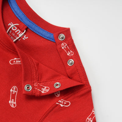 Poney Boys ShortSleeve Tee 8359 (6mths-12yrs)