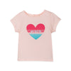 Poney Girls S/Sleeve Tee 8539