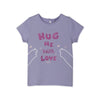 Poney Girls S/Sleeve Tee 8543