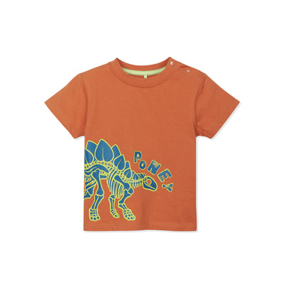 Poney Boys S/Sleeve Tee 8582
