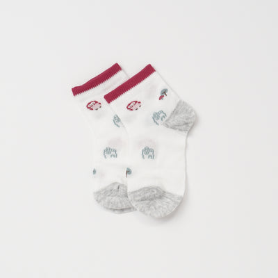 Poney Girls 3-Pack Socks 9298