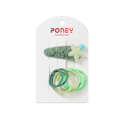 Poney Starry Green CTO4-1306