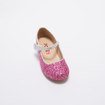 Poney Girls Shoes LC5094