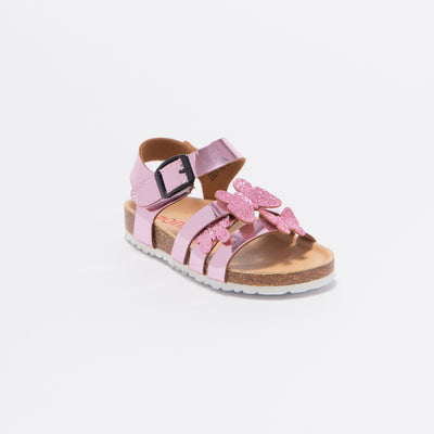 Poney Girls Shoes LC5158