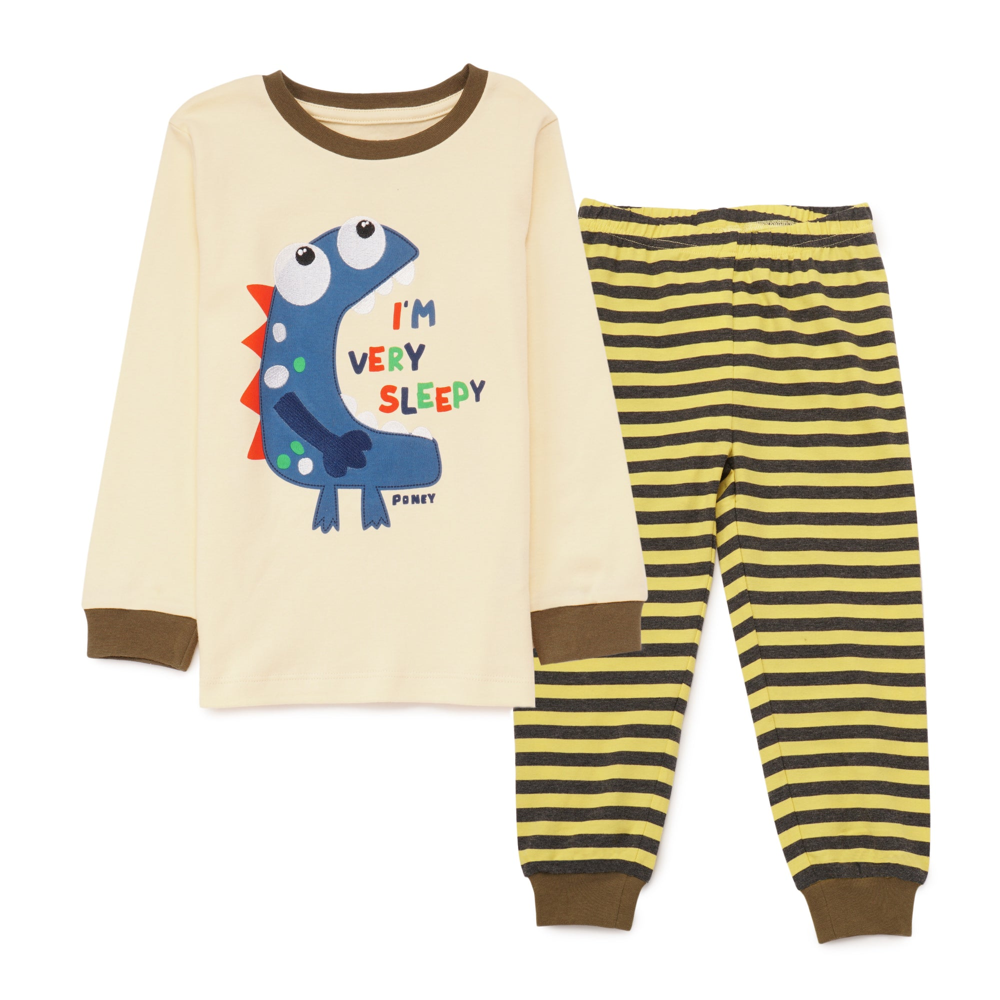 Boys Lt.Yellow Pyjamas PLB12