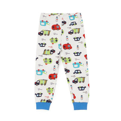 Boys Blue Pyjamas PLB14