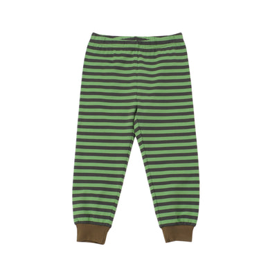 Boys Green Pyjamas PLB16