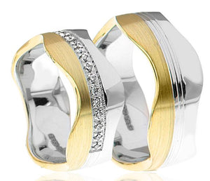Adam und Eva Venedig Collection Eheringe/Trauringe FS-9001