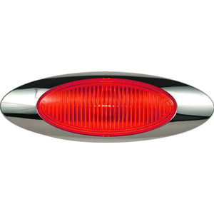 Panelite M1 red incandescent marker light
