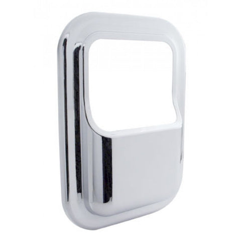 International I-model chrome plastic door pocket cover