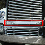 Freightliner Coronado -2010 stainless steel lower grill trim