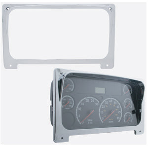 Freightliner Columbia center gauge cluster surround bezel