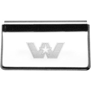 Woody's Western Star stainless steel ash tray cover