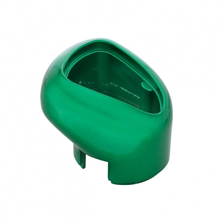 """Emerald Green"" plastic gear shift knob for 13/18 speed Eaton Fuller Transmissions"