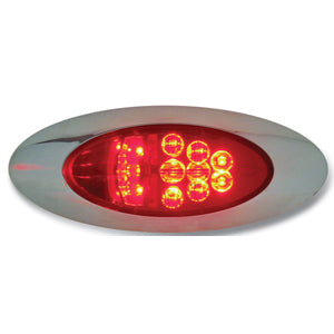 Spyder Red y2k LED stop/turn/tail light