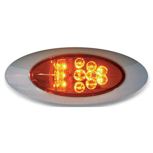 Spyder Amber y2k LED turn signal light