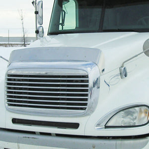 Freightliner Columbia stainless steel bug deflector
