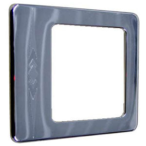 Western Star Constellation chrome plastic door dome light cover