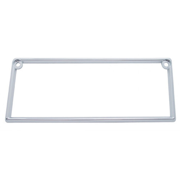Kenworth 2002-2005 chrome plastic air conditioner/heater panel bezel