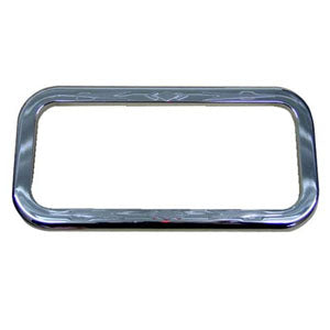 Western Star Constellation chrome plastic air conditioner/heater control bezel