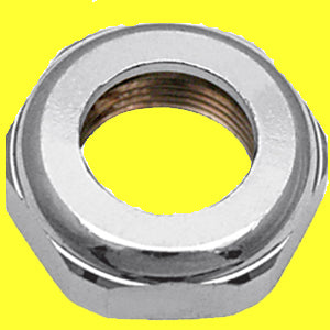 Freightliner Classic/FLD chrome face nut, ignition