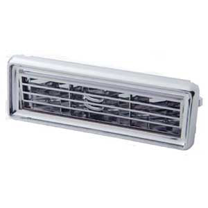 International Non I-Model chrome plastic air conditioner/heater vent