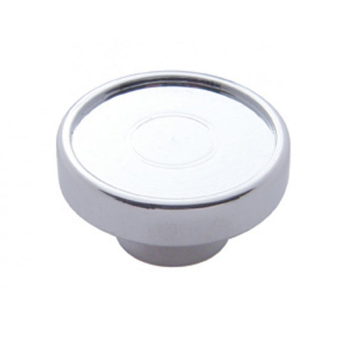 Small chrome dash control knob for wiper/fan/dimmer/panel lights