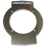 Freightliner Classic/FLD stainless steel gear shift plate cover