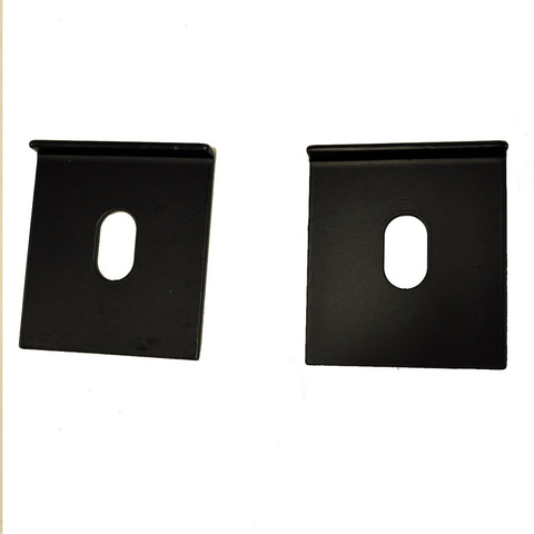 Frame rail E-Z mount spacer for fender brackets - PAIR
