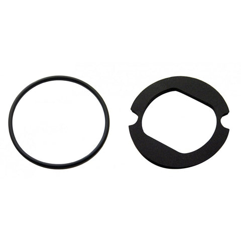 Thin foam gasket and rubber o-ring kit for cab light