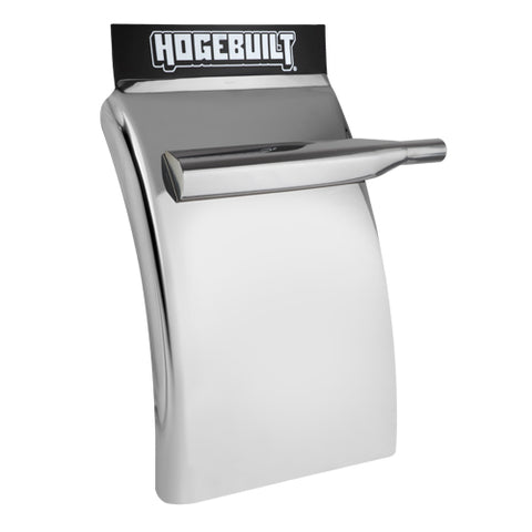 "Hogebuilt Standard 34"" stainless steel quarter fender w/triangle arm -  PAIR"
