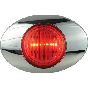 Panelite M3 red 2 diode LED marker light