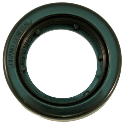 "2"" round Black rubber light mounting grommet"