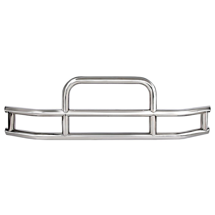 Universal stainless steel grill guard - mounting brackets sold separately