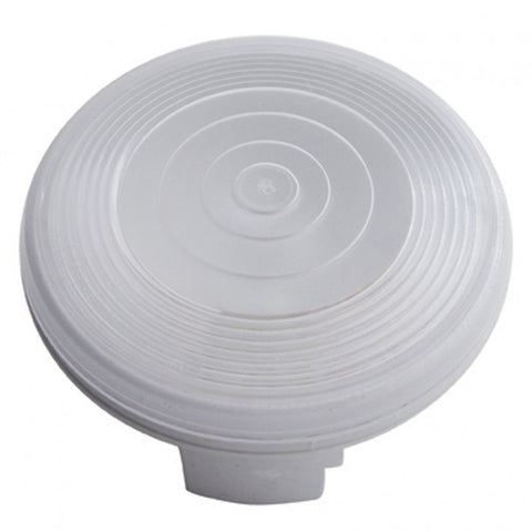 "White 4"" round incandescent backup/reverse light"