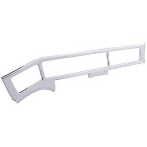 Freightliner Century/Columbia chrome plastic lower right dash insert