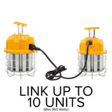 Linkable 60 Watt 110VAC Portable Work Light