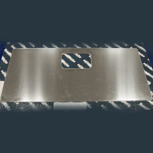 International stainless steel glove box cover