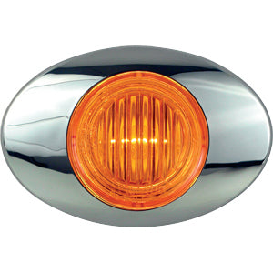 Panelite M3 amber incandescent marker light