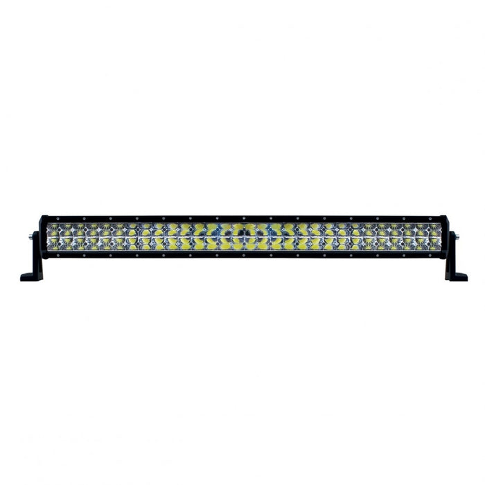 """Reflector Series"" White 32"" high-powered 120 diode LED light bar - 10800 lumens"