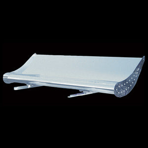 Stainless steel rooftop Wing for stand-up sleepers