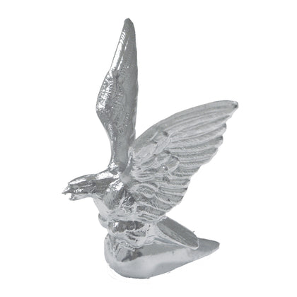 American Eagle chrome die-cast hood ornament